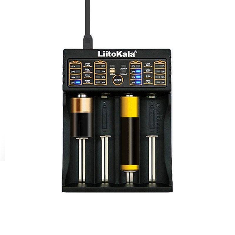 Ładowarka LiitoKala Lii - 402 za $7,5