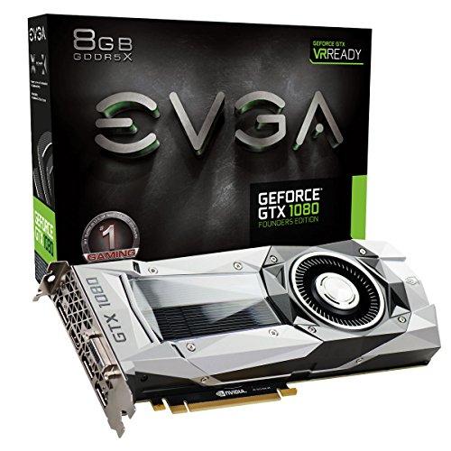 EVGA GeForce GTX 1080 Founders Edition