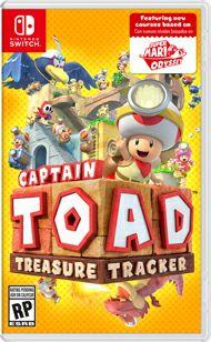Captain Toad's Treasure Tracker na Nintendo Switch za ok. 151 zł