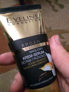 Carrefour krem serum Eveline