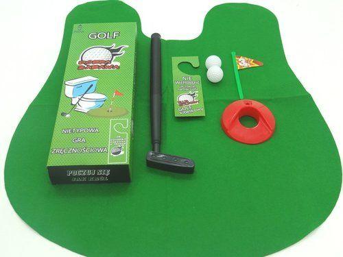 WC Golf gra na umilenie posiedznia :D
