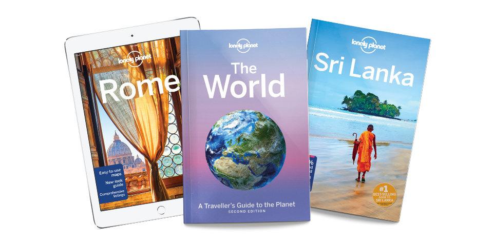 Lonely Planet - drugi przewodnik gratis!