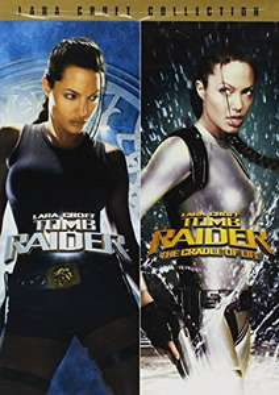 Lara Croft Tomb Raider 4K/ Lara Croft Tomb Raider Kolebka życia FullHD