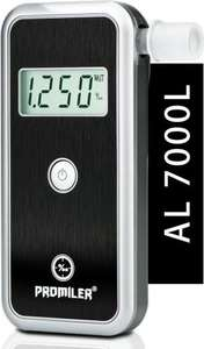 Alkomat Sentech AL7000L + darmowa kalibracja przez 12miesięcy (przy użyciu kodu promocyjnego L70LIT w cenie 199zł).
