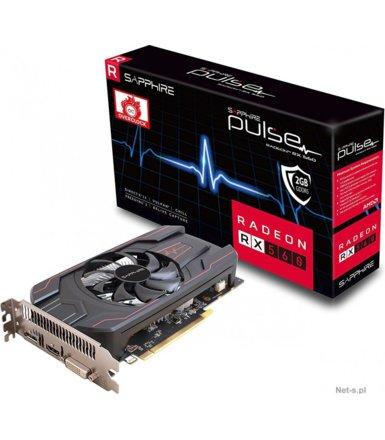 Sapphire Technology RX 560 PULSE OC 2GB GDDR5 128BIT
