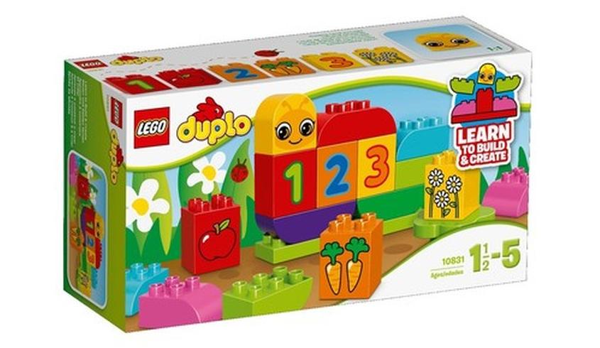 Lego Duplo Moja pierwsza gąsieniczka za 23,51zł z dostawą (+kilka innych okazji) @ Ravelo
