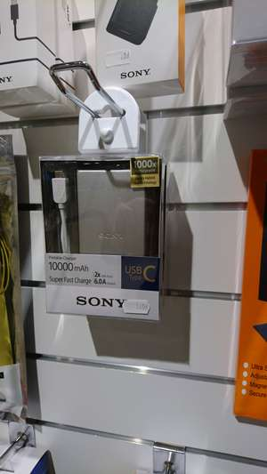 Power bank Sony 10 000 USB C x2