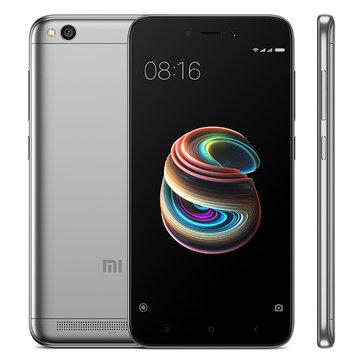 Xiaomi Redmi 5A 5.0 inch 3GB RAM 32GB ROM Snapdragon 425 Quad core 4G Smartphone