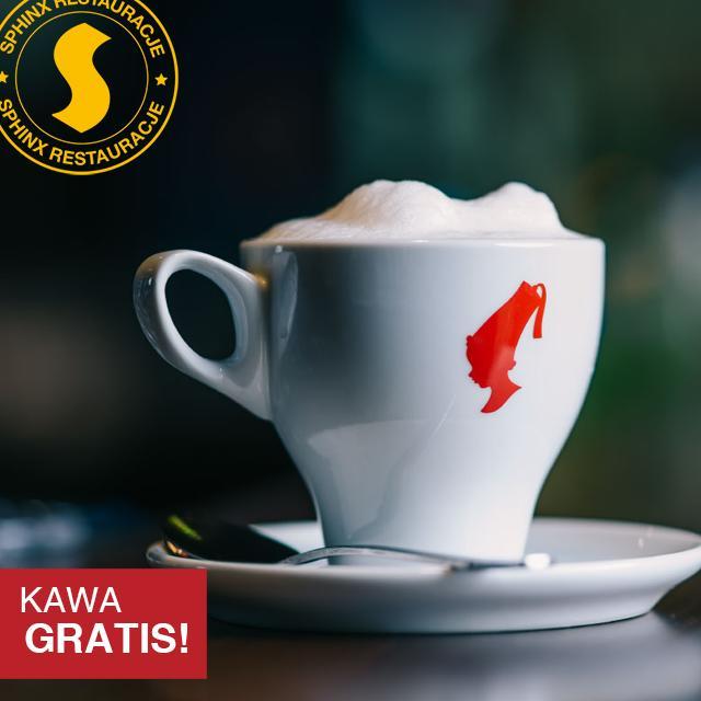 Kawa za darmo z aplikacją Aperitif @ Sphinx