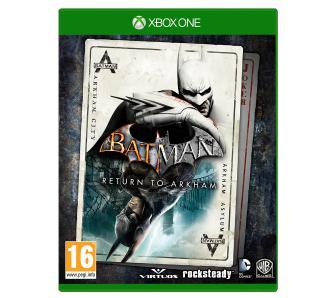 RTVeuroAGD Batman: Return to Arkhamt Xbox One W Rewelacyjnej Cenie :)