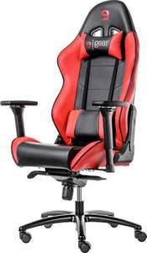 Fotel SPC Gear SR500 Red (#PolowanieNaTanie)