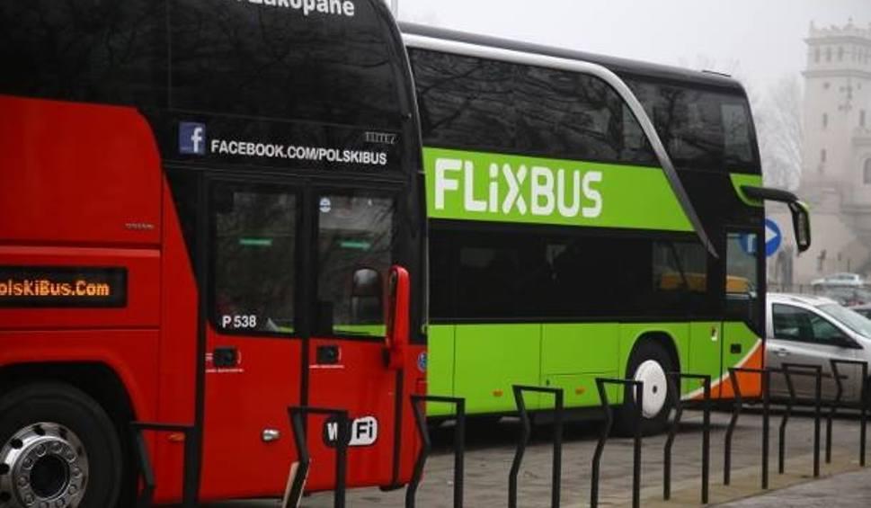 FlixBus (trasy dawnego Polskibus) za 1 PLN -pula biletów do 14czerwca