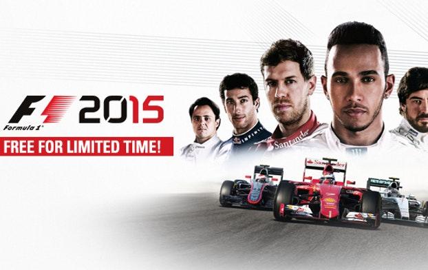 F1 2015 STEAM za darmo w HumbleBundle