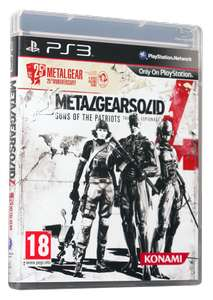 -25% METAL GEAR SOLID 4: GUNS OF THE PATRIOTS - 25TH ANNIVERSARY EDITION @CDP