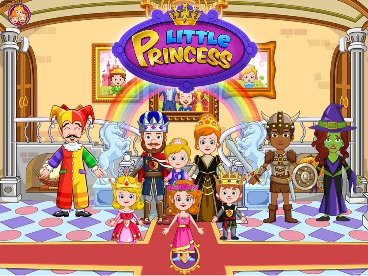 My Little Princess : Castle - gra dla dzieci.