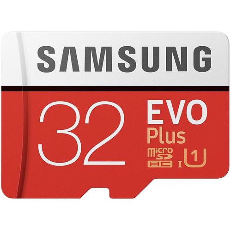 Samsung Evo Plus microSD 32GB za 51 zł (możliwe 44 zł), 64GB za 81 zł - Karta pamięci