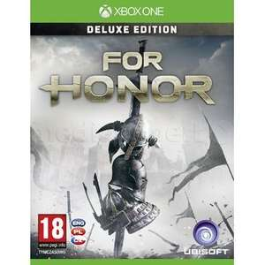 For Honor Deluxe na Xbox One