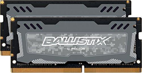 Pamięć SODIMM Ballistix Sport LT 32GB (2x16) DDR4 2666MHz