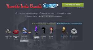 World of Goo, Super Meat Boy, Limbo i inne za 1$ (PC, Steam) @ Humble Indie Bundle