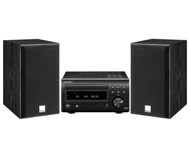 Zestaw Audio Stereo - RCD-M41 + Kolumny DALI SPEKTOR 2 HS