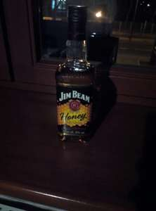 Jim Beam honey Biedronka