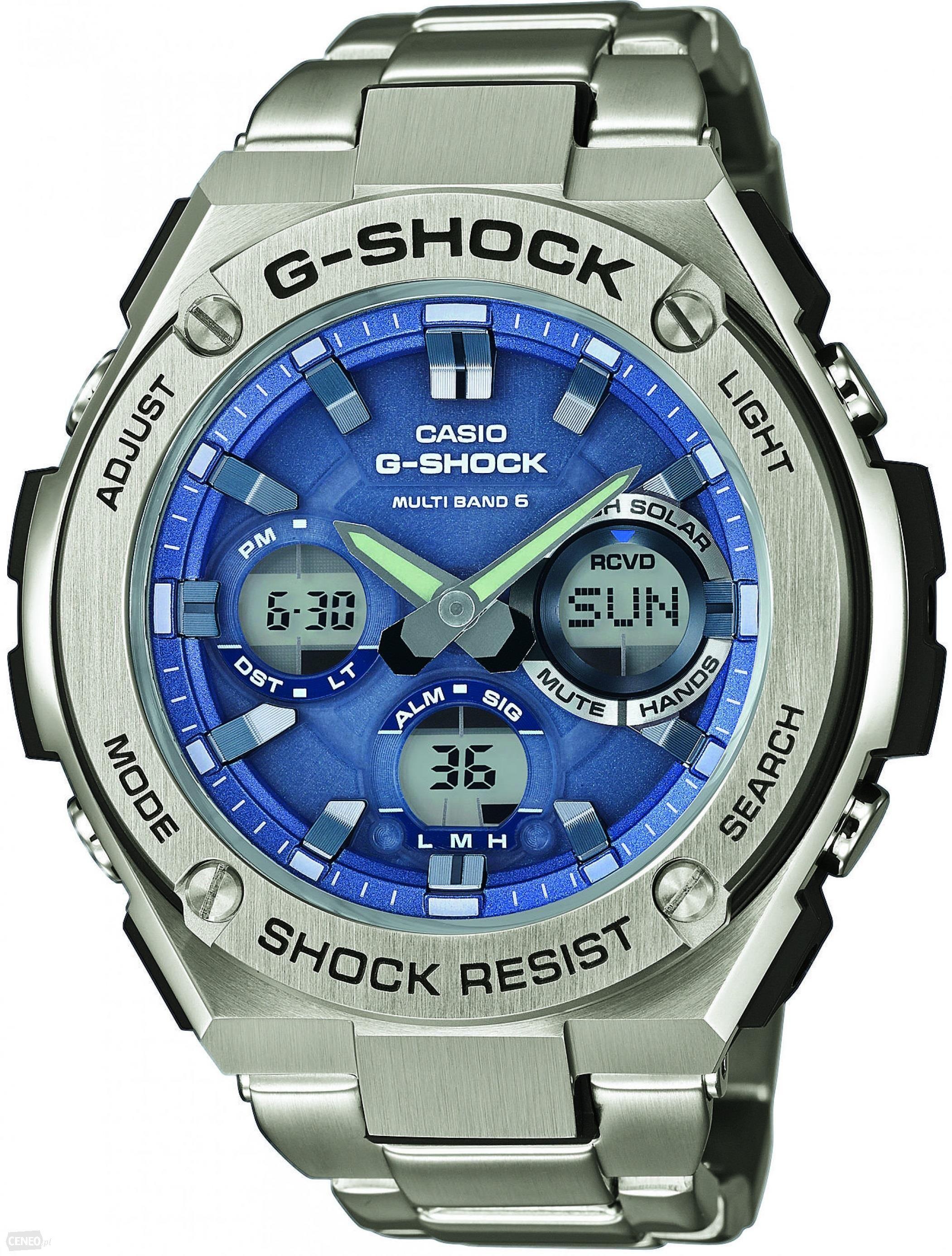 CASIO G-SHOCK G-STEEL SOLAR GST-W110D-2AER