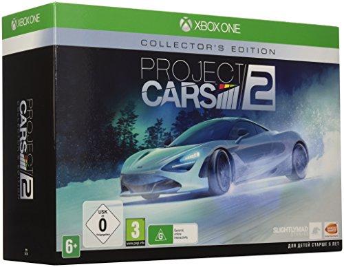 Project Cars 2: Edycja Kolekcjonerska za ok. 265zł (PS4 i XONE) @ Amazon.uk