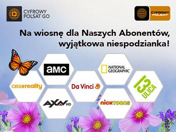 @Cyfrowy Polsat 30 kanałów odkodowanych na Święta +IPLAplus