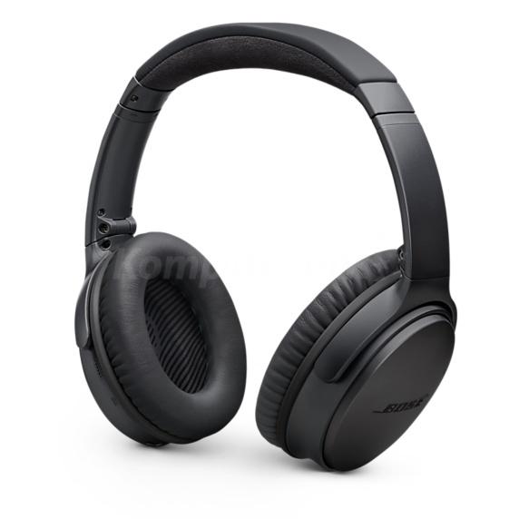 Bezprzewodowe słuchawki nauszne BoseQuiet Comfort 35 II (redukcja szumów, BT, NFC, mikrofony) @