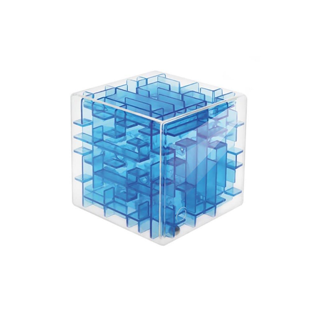 3D Labyrinth Ball Cube Toy