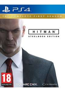 Hitman: The Complete First Season Steelbook Edition [Playstation 4] @ Base