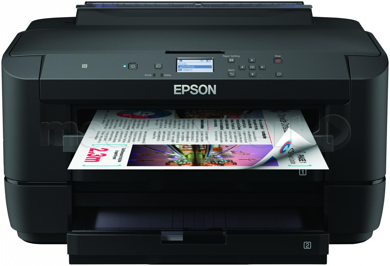 Drukarka Epson WorkForce WF-7210DTW @ Media Expert