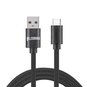 Kabel USB-C Gocomma 1m Quick Charge w cenie 0,99$