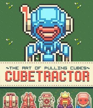 Gra Cubetractor za DARMO na Steam @indiegala.com