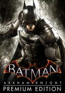 Batman: Arkham Knight Premium Edition - Steam