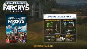 Far Cry 5 Deluxe Edition PS4, Xbox One