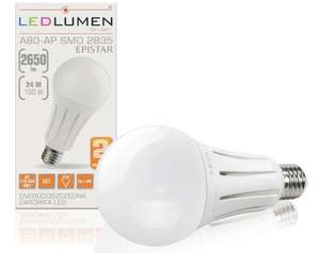 Żarówka LED 2650lm (odpowiednik 160W) gwint E27 Emag