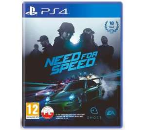 Need for Speed RTV PS4 Euro AGD promo do 8 kwietnia