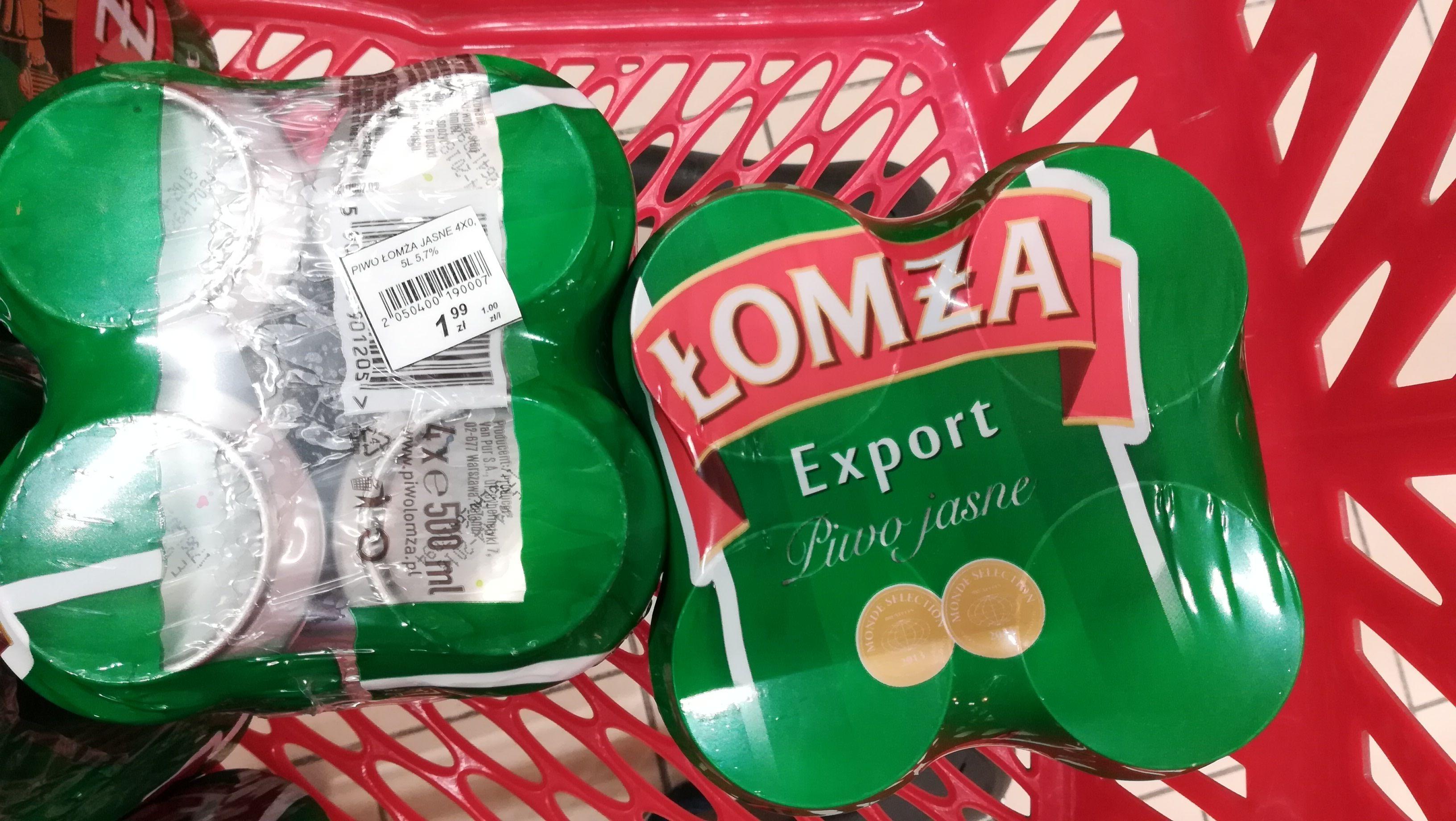 Łomża Export @ Carrefour (Lublin)