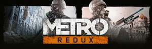 PC Steam Metro Redux Bundle