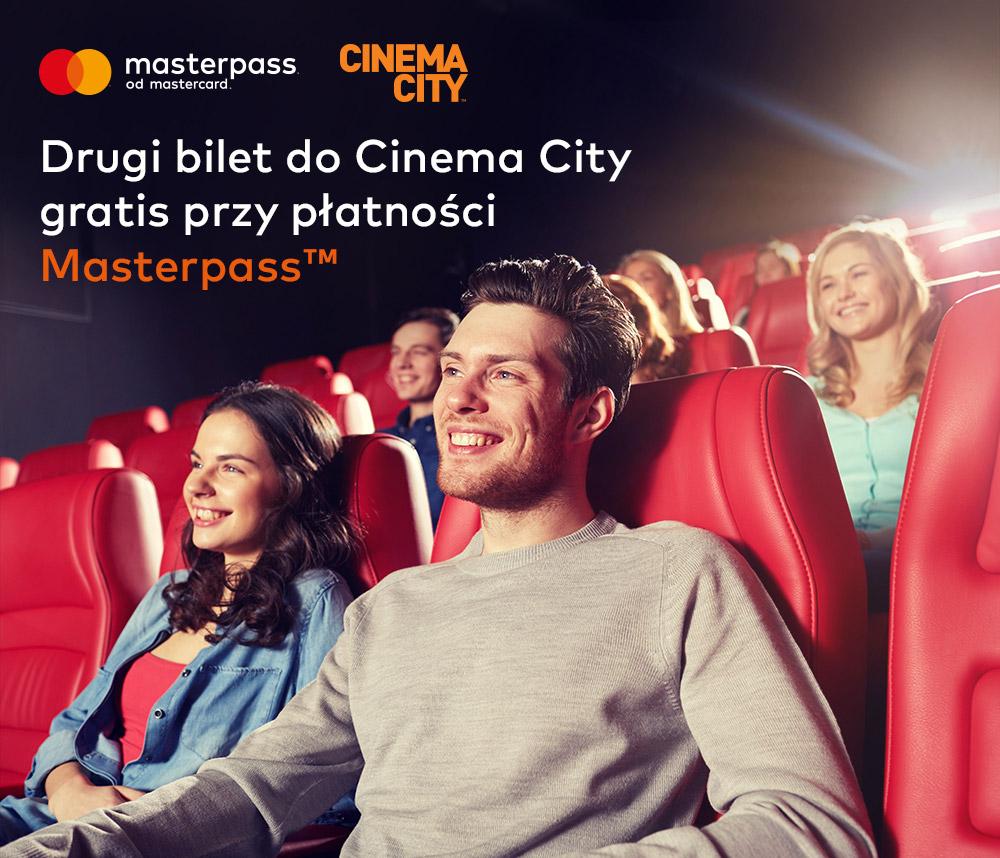 Powrót masterpasss w cinema city