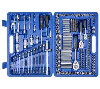 Duży zestaw narzędzi DD104 w zakupach grupowych OleOle