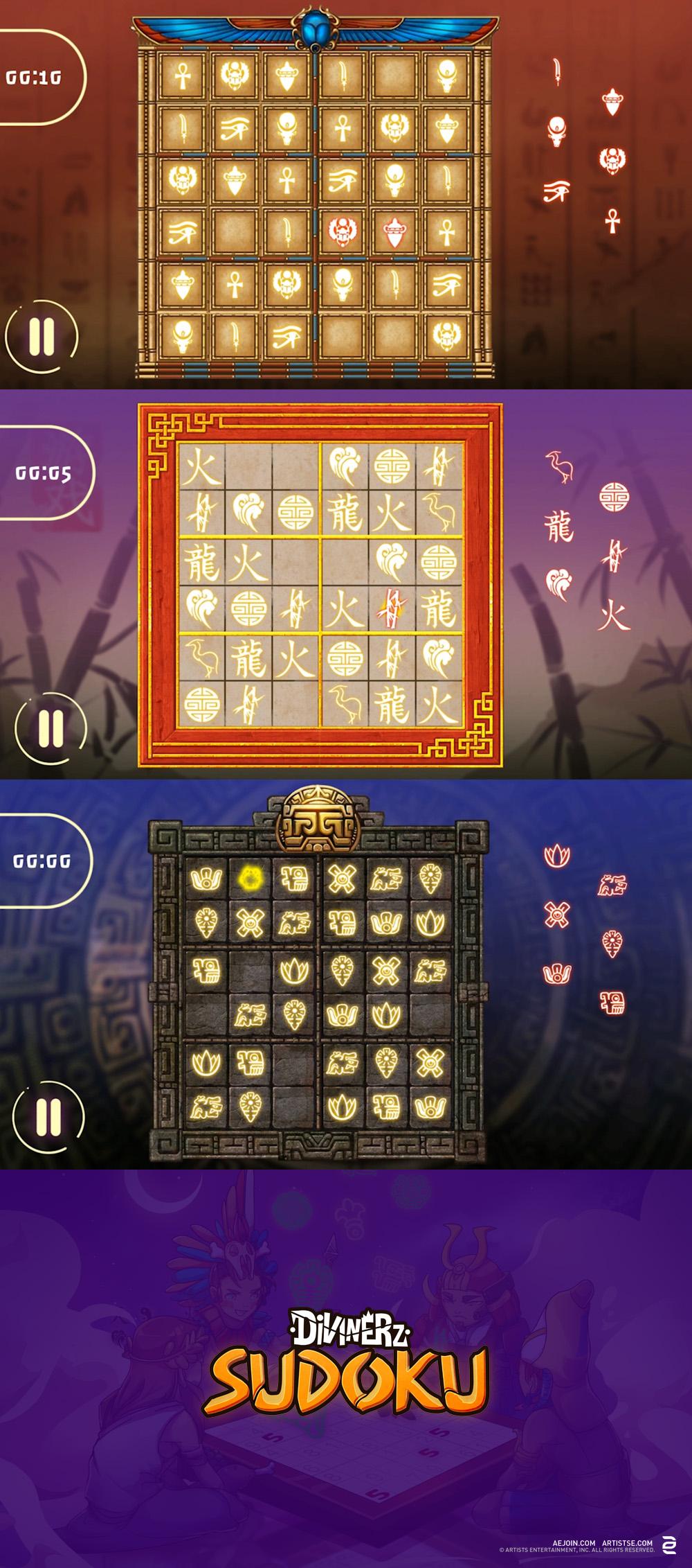 Divinerz Sudoku 1,99€ -> Free