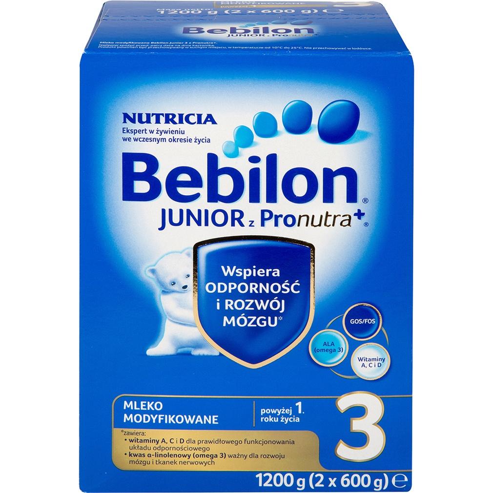 Mleko Bebilon (2,3,4) za 49,99zł @ Kaufland