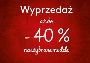 -40% na wybrane modele bielizny @ Triumph