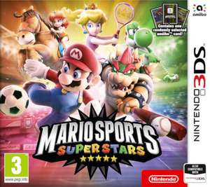 Mario Sports Superstars [Nintendo 3DS - cyfrowo] za 68,50zł @ CDKeys