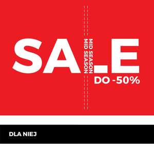 @House Mid Season Sale do -50%
