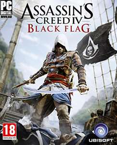 Assassins Creed 4 Black Flag PC download za 47 zł @ Amazon.co.uk