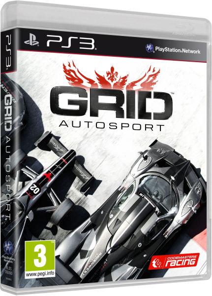 Grid Autosport za 126 zł (PS3, X360) @ zavvi