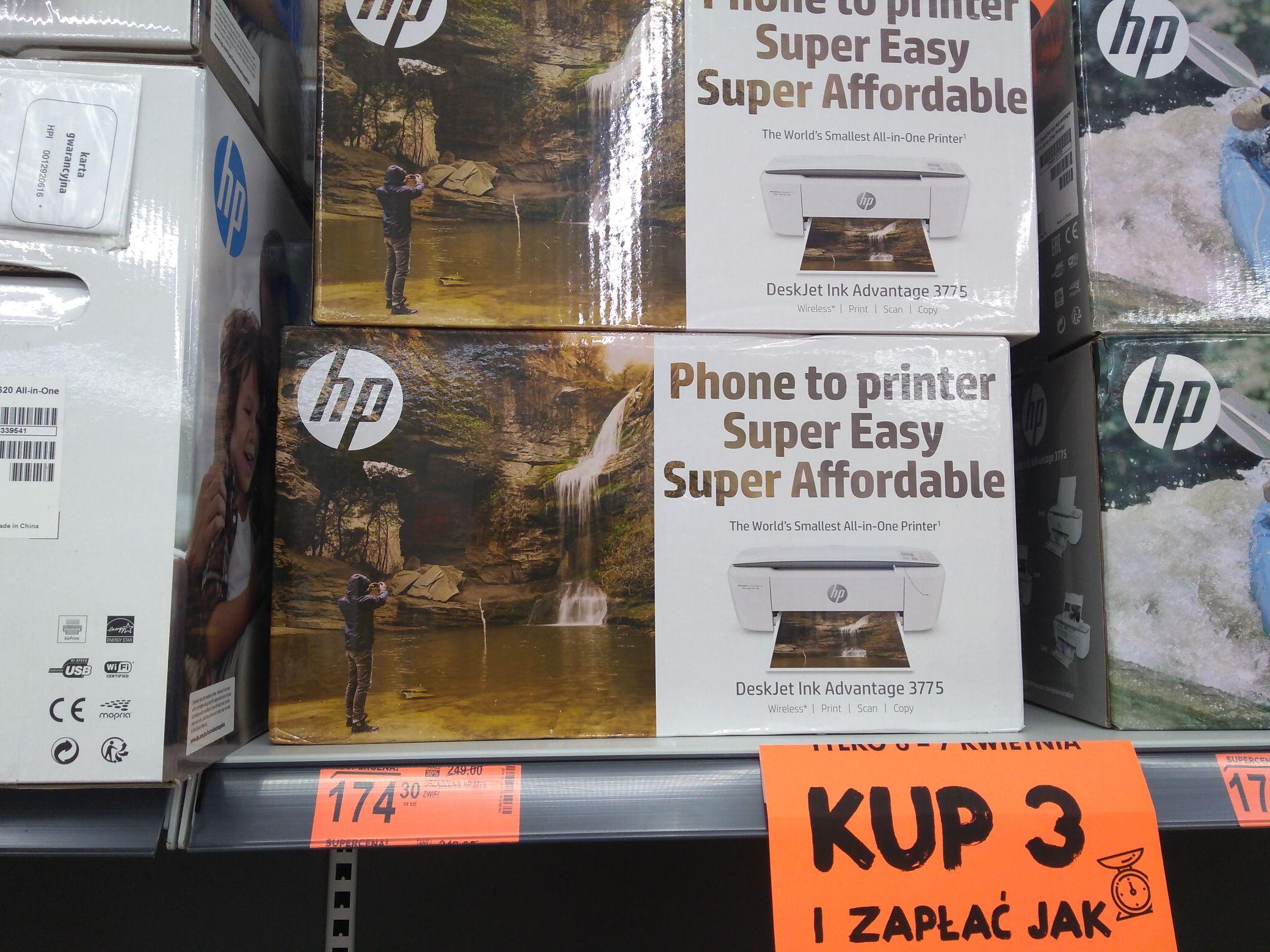 Urządzenie wielofunkcyjne HP 3775